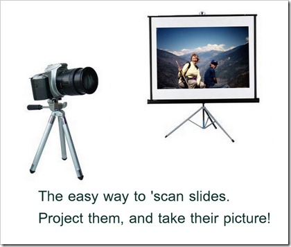 The easy way to scan slides