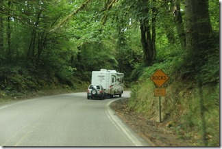 RV in Oregon
