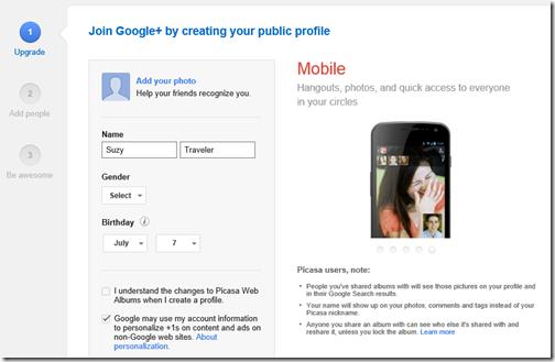 google join
