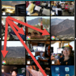 How do I get rid of the Picasa Pictures on my Android Phone?
