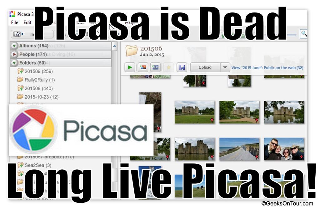 picasa keeps updating