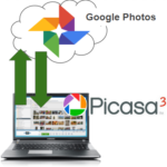 Using Picasa and Google Photos Together